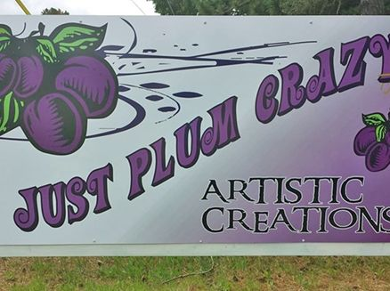 Image for Just Plum Crazy