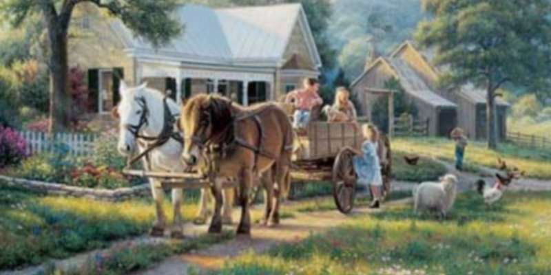 Day of the Fair by Mark Keathley