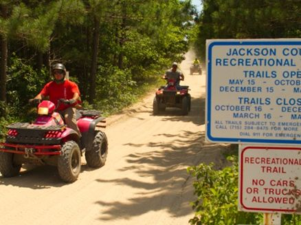 Image for Jackson County ATV Trails