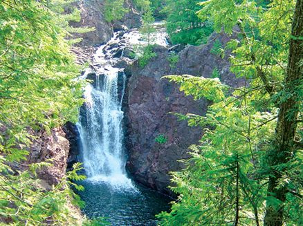 Image for Copper Falls State Park