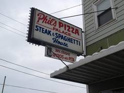 Image for Phil's Pizza Palace