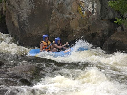 Image for Big Smokey Falls Rafting