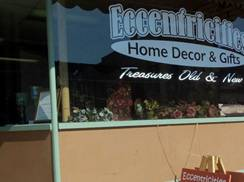 Image for Eccentricities Home Decor & Gifts