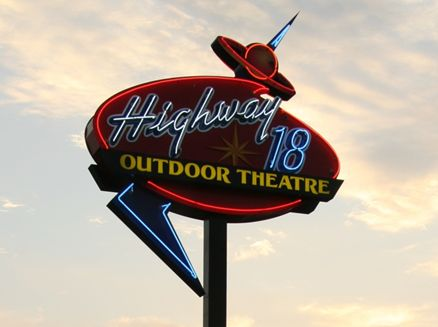 Image for Highway 18 Outdoor Theater