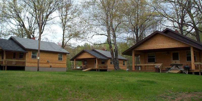 Vacation in one of our cabins...