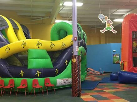 Image for Monkey Joe's Party & Play Center