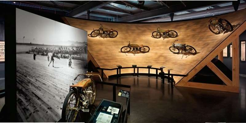 Harley-Davidson Museum Clubs & Competition Gallery