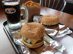 Image for A&W in Princeton
