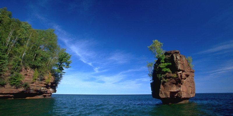 Apostle Islands National Lakeshore Information Travel