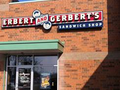 Image for Erbert and Gerbert's