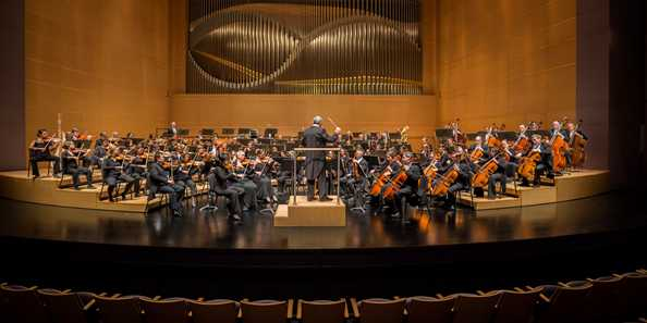 The Madison Symphony Orchestra. (c) BillFritsch