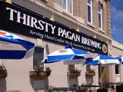 Image for Thirsty Pagan