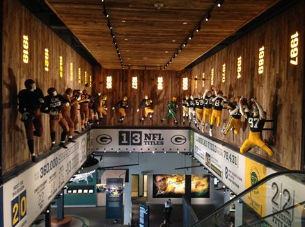 Image for Green Bay Packers Hall of Fame