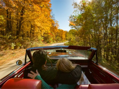 Supper Clubs Along Fall Drives (W - Fall)