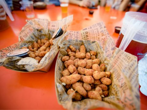 Best Cheese Curds in the State (W - Summer)