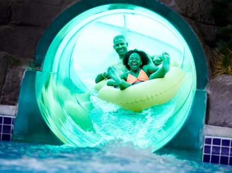 Indoor Waterparks (OS - Winter)