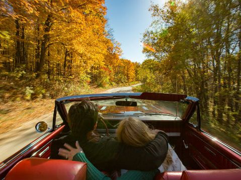 Supper Clubs Along Fall Drives