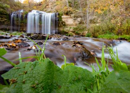 7 Easy-Access Picnic-Perfect Wisconsin Waterfalls