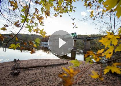 Real Fun: Our Wisconsin Fall Train Trip Story