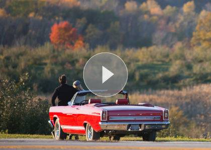 Real Fun: Our Wisconsin Fall Color Drive Story