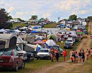 Spend the Night! A Guide to Camping at Wisconsin Music Festivals