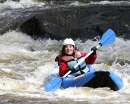 Spring in Wisconsin Means Prime Whitewater Rafting