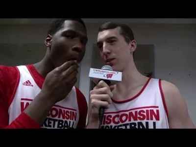 Wisconsin Basketball: Hayes For Days - Sweet 16