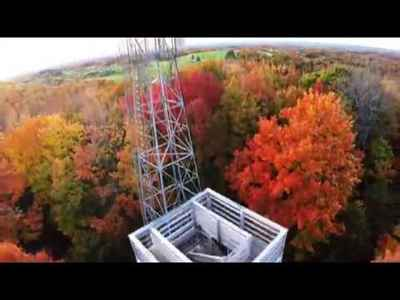 Wisconsin's Fall Color: Timm's Hill