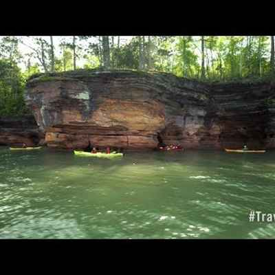 Apostle Islands Sea Kayaking