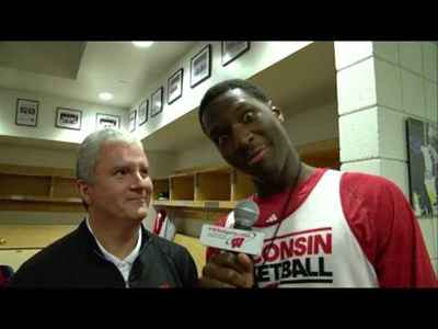 Wisconsin Basketball: Hayes Interviews Teammates Take 2
